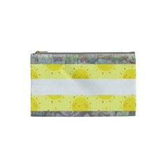 Cute Flag Cosmetic Bag (Small)