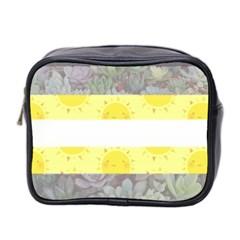 Cute Flag Mini Toiletries Bag 2-Side