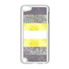 Cute Flag Apple iPod Touch 5 Case (White)