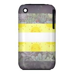Cute Flag iPhone 3S/3GS