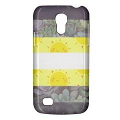 Cute Flag Galaxy S4 Mini