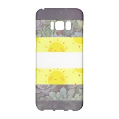 Cute Flag Samsung Galaxy S8 Hardshell Case