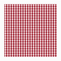 Usa Flag Red Blood Large Gingham Check Medium Glasses Cloth