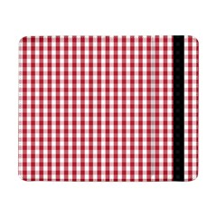 Usa Flag Red Blood Large Gingham Check Samsung Galaxy Tab Pro 8.4  Flip Case