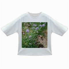 Purple Wildflowers Infant/Toddler T-Shirts