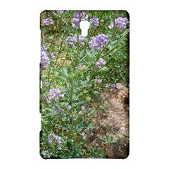 Purple Wildflowers Samsung Galaxy Tab S (8.4 ) Hardshell Case
