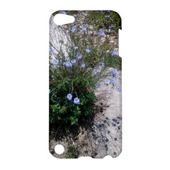 Purple Flowers On Boise River Apple iPod Touch 5 Hardshell Case
