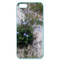 Purple Flowers On Boise River Apple Seamless iPhone 5 Case (Color)