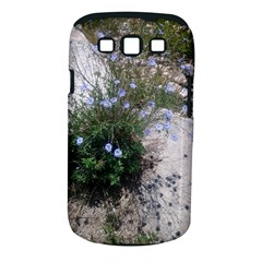 Purple Flowers On Boise River Samsung Galaxy S III Classic Hardshell Case (PC+Silicone)