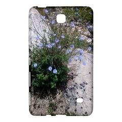 Purple Flowers On Boise River Samsung Galaxy Tab 4 (7 ) Hardshell Case