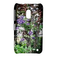 Purple Clematis Nokia Lumia 620
