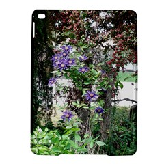 Purple Clematis iPad Air 2 Hardshell Cases