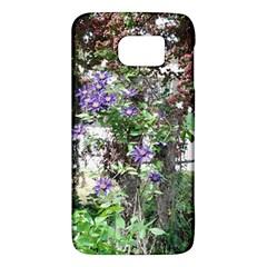 Purple Clematis Galaxy S6