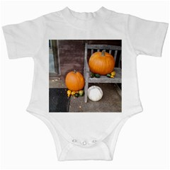 Pumpkins And Gourds Infant Creepers