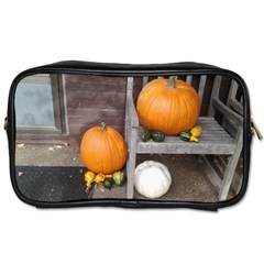 Pumpkins And Gourds Toiletries Bags 2-Side