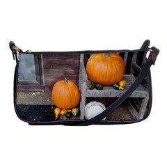 Pumpkins And Gourds Shoulder Clutch Bags