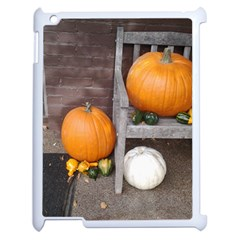 Pumpkins And Gourds Apple iPad 2 Case (White)