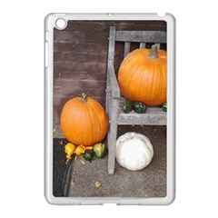 Pumpkins And Gourds Apple Ipad Mini Case (white)