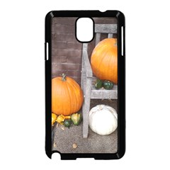 Pumpkins And Gourds Samsung Galaxy Note 3 Neo Hardshell Case (Black)