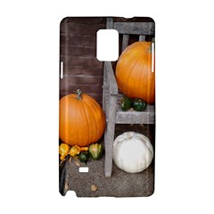 Pumpkins And Gourds Samsung Galaxy Note 4 Hardshell Case