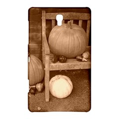 Pumpkins And Gourds Sepia Samsung Galaxy Tab S (8.4 ) Hardshell Case