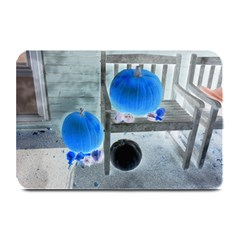 Pumpkins And Gourds Negative Plate Mats