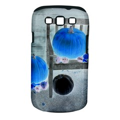 Pumpkins And Gourds Negative Samsung Galaxy S III Classic Hardshell Case (PC+Silicone)