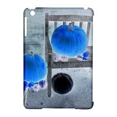 Pumpkins And Gourds Negative Apple iPad Mini Hardshell Case (Compatible with Smart Cover)