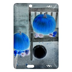 Pumpkins And Gourds Negative Amazon Kindle Fire HD (2013) Hardshell Case