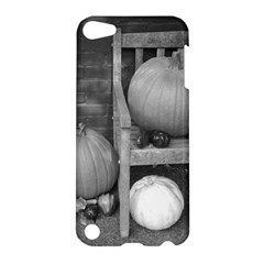 Pumpkind And Gourds Bw Apple iPod Touch 5 Hardshell Case