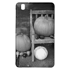 Pumpkind And Gourds Bw Samsung Galaxy Tab Pro 8.4 Hardshell Case