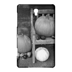 Pumpkind And Gourds Bw Samsung Galaxy Tab S (8.4 ) Hardshell Case