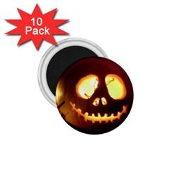 Pumkin Jack  1.75  Magnets (10 pack)