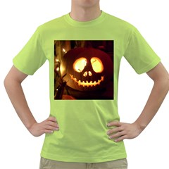 Pumkin Jack  Green T-Shirt