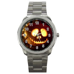 Pumkin Jack  Sport Metal Watch