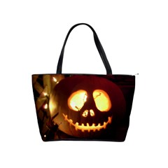 Pumkin Jack  Shoulder Handbags