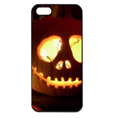 Pumkin Jack  Apple iPhone 5 Seamless Case (Black)