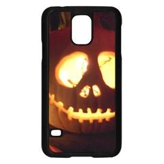 Pumkin Jack  Samsung Galaxy S5 Case (Black)
