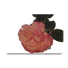 Poppys Last Rose Close Up Plate Mats