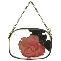 Poppys Last Rose Close Up Chain Purses (Two Sides)
