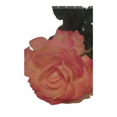 Poppys Last Rose Close Up Shower Curtain 48  x 72  (Small)