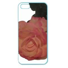 Poppys Last Rose Close Up Apple Seamless iPhone 5 Case (Color)