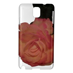 Poppys Last Rose Close Up Samsung Galaxy Note 3 N9005 Hardshell Case