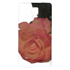 Poppys Last Rose Close Up Galaxy Note 4 Back Case