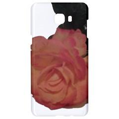 Poppys Last Rose Close Up Samsung C9 Pro Hardshell Case