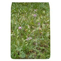 Pink Wildflowers Flap Covers (S)
