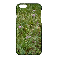 Pink Wildflowers Apple iPhone 6 Plus/6S Plus Hardshell Case