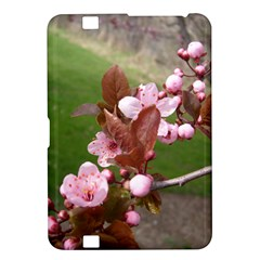 Pink Flowers  Kindle Fire HD 8.9