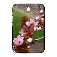 Pink Flowers  Samsung Galaxy Note 8.0 N5100 Hardshell Case