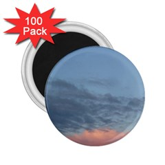 Pink Cloud Sunset 2.25  Magnets (100 pack)
